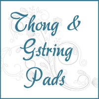 Gstring/Thong Pads & Liners