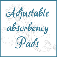 Adjustable Absorbency Pads